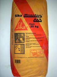 Nuestra empresa fabricantes de materiales de construcci n - Sika monotop 612 ...